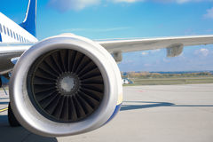 Aeroengine Stock Images