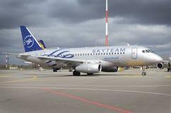 aeroflot Photo libre de droits