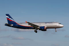 aeroflot Lizenzfreie Stockbilder