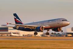 aeroflot Stockfotografie