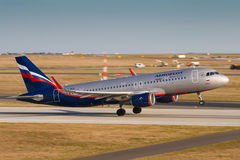 aeroflot Lizenzfreie Stockfotos