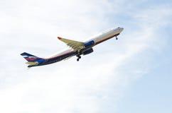 Aeroflot Airbus A330-343E - velivoli di decollo Fotografia Stock