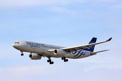 Aeroflot Airbus A330 Stock Images