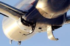 Aeroflot Airbus A330-300 VQ-BPI que saca en Sheremetyevo inter Fotografía de archivo