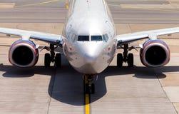 Aeroflot - lignes aériennes russes Boeing 737-8LJ Photographie stock libre de droits