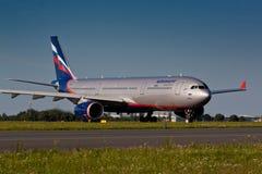 A330 Aeroflot Stock Image
