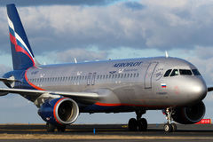Aeroflot - Russian Airlines Stock Image