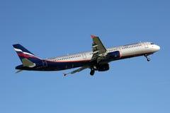 Aeroflot - russische Fluglinien Lizenzfreies Stockbild