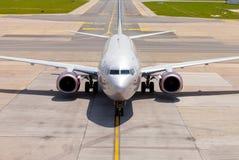 Aeroflot - russische Fluglinien Boeing 737-8LJ Lizenzfreies Stockbild