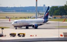 Aeroflot - russische Fluglinien Boeing 737-8LJ Stockfotos
