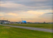 Aerolineas Argentinas飞机 库存图片