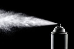 Aerolsol Spray Can Royalty Free Stock Images