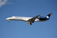 Aeromexico Connect Embraer ERJ-145 Royalty Free Stock Images