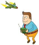 Aeromodelling Royalty Free Stock Image