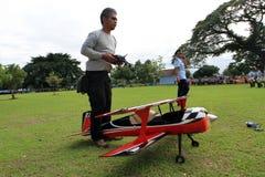 Aeromodelling Стоковая Фотография