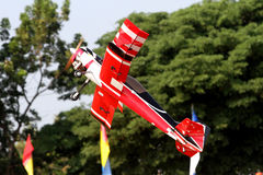 Aeromodelling Lizenzfreie Stockfotos