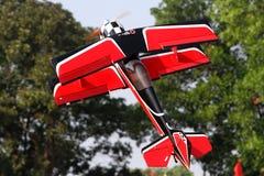 Aeromodelling Lizenzfreie Stockbilder
