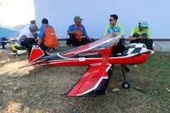 Aeromodelling Stockfoto