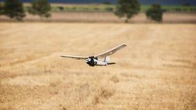 Aeromodellino di Rc Fotografia Stock Libera da Diritti