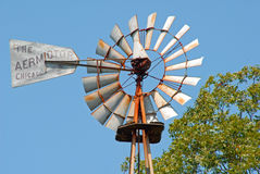 Aeromotor Windmill Royalty Free Stock Photos