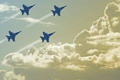 Aeronautica Fotografie Stock