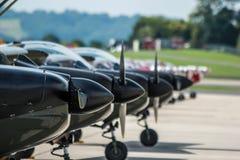 Aeronautica danese Immagine Stock