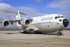 Aeronautica del Kuwait fotografia stock libera da diritti