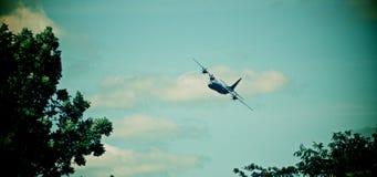 Aeronautica di Stati Uniti Fotografia Stock Libera da Diritti