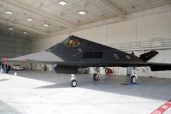 Aeronautica di Stati Uniti F-117 Fotografie Stock Libere da Diritti