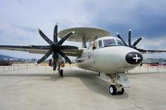 Aeronautica e-2t della Taiwan Fotografie Stock Libere da Diritti