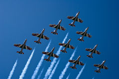 Aeronautica italiana immagine stock libera da diritti