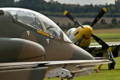 Aeronautica militare Immagini Stock