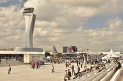 Aeronautisk festival istanbul XIX arkivbilder