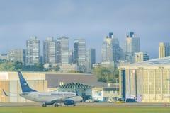 Aeroparque-Flughafen, Buenos Aires, Argentinien Lizenzfreie Stockfotografie