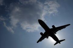 Aeroplae Lizenzfreie Stockfotos