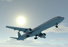 Aeroplane Stock Photography