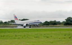 Aeroplane Stock Photo