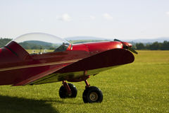 Aeroplane Royalty Free Stock Images