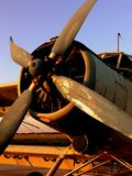 Aeroplane Royalty Free Stock Photos