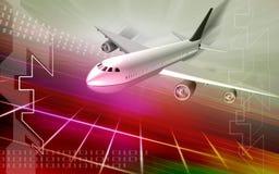 Aeroplane Royalty Free Stock Image