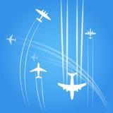 Aeroplani Immagine Stock Libera da Diritti