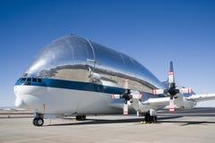 Aeroplano único fotos de archivo