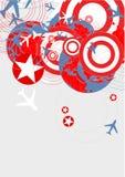 Aeroplano illustrazione vettoriale