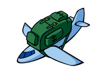 Aeroplano Libre Illustration