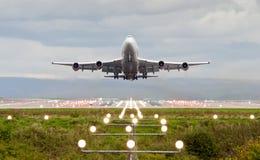 Aeroplano Immagine Stock