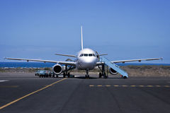 Aeroplano. foto de archivo