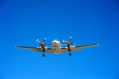 Aeroplano imagen de archivo libre de regalías