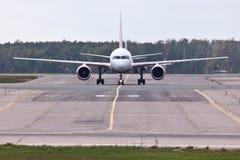 Aeroplano fotografía de archivo libre de regalías