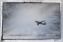 Aeroplano 14 Immagine Stock