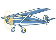 Aeroplano. Fotografie Stock